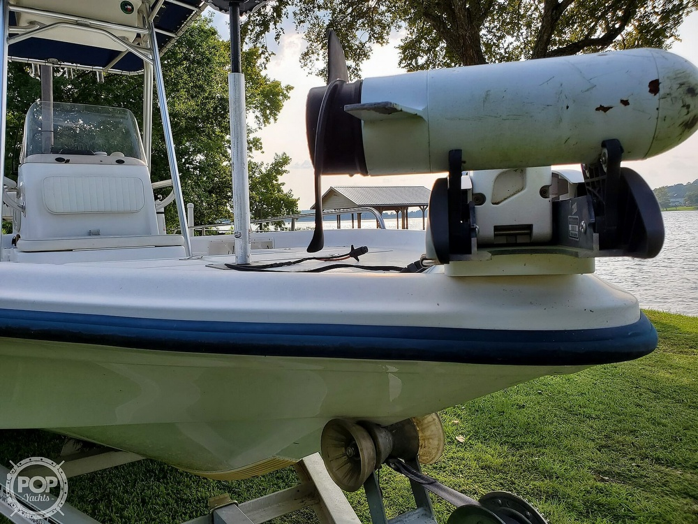 2005 Fish Master boat for sale, model of the boat is 21 VX & Image # 17 of 41