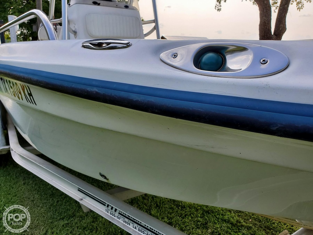 2005 Fish Master boat for sale, model of the boat is 21 & Image # 23 of 41