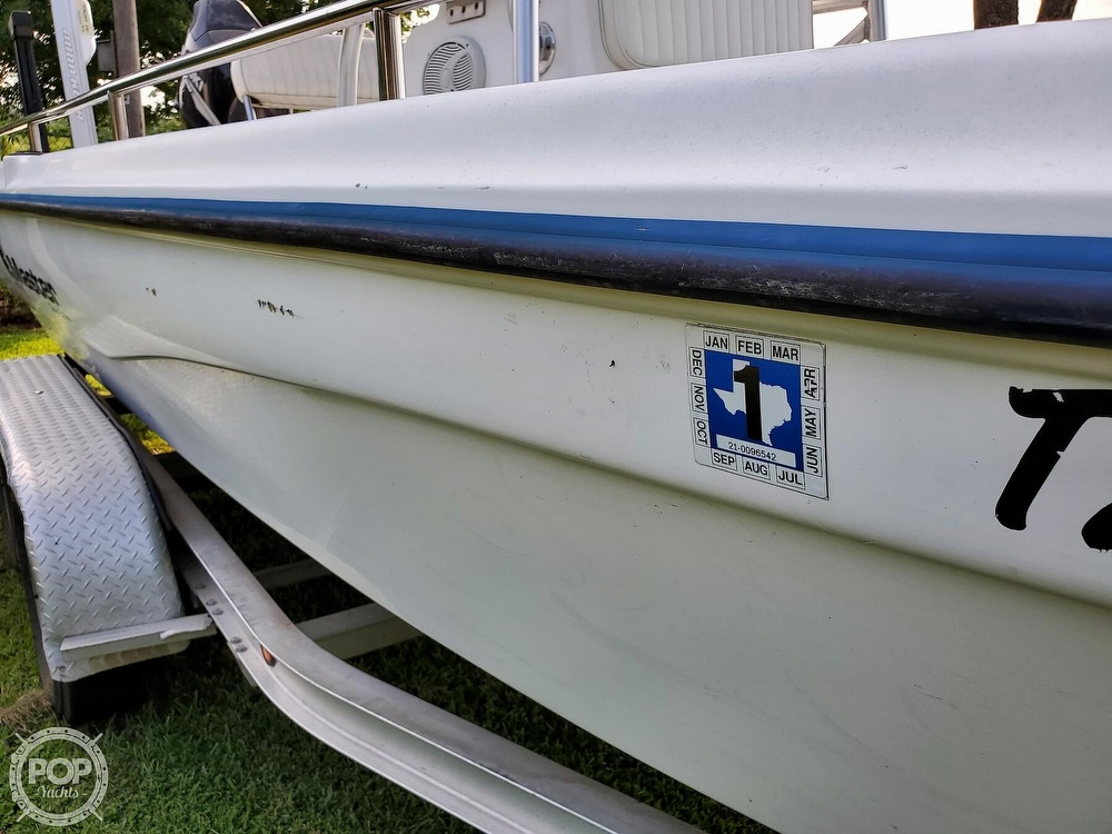 2005 Fish Master boat for sale, model of the boat is 21 VX & Image # 19 of 41