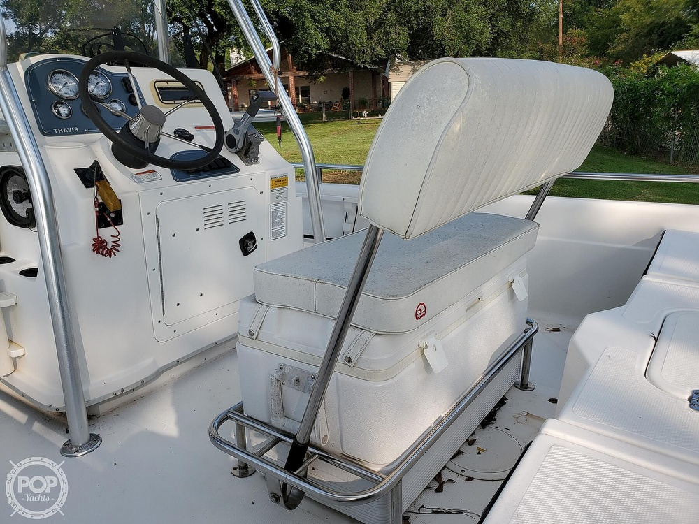 2005 Fish Master boat for sale, model of the boat is 21 VX & Image # 27 of 41