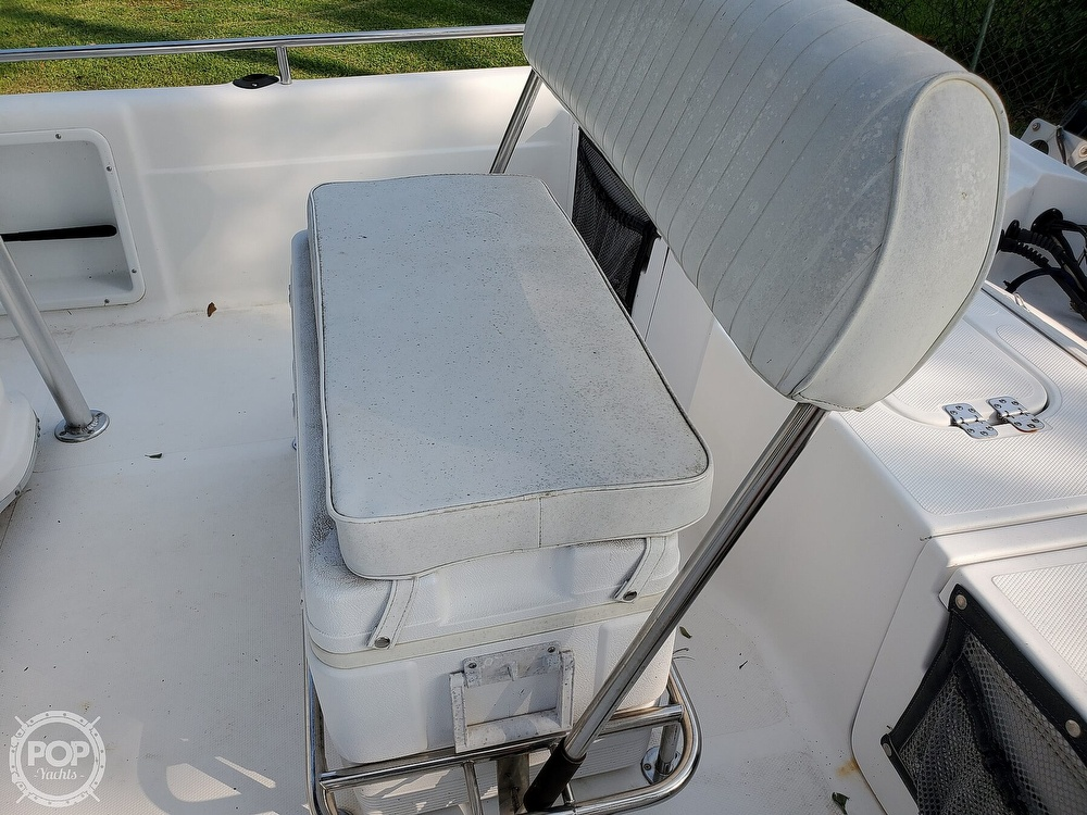 2005 Fish Master boat for sale, model of the boat is 21 VX & Image # 29 of 41