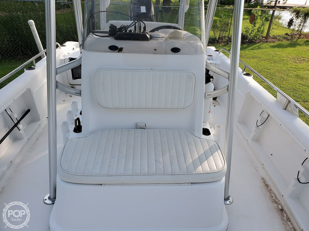 2005 Fish Master boat for sale, model of the boat is 21 VX & Image # 38 of 41