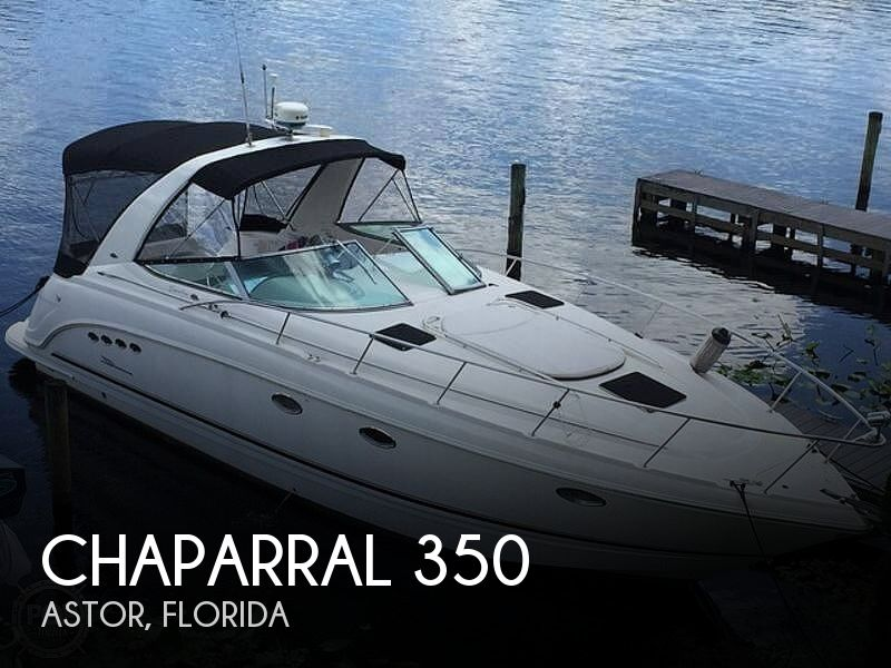 Used Chaparral Signature 350 Boats For Sale by owner | 2001 Chaparral Signature 350