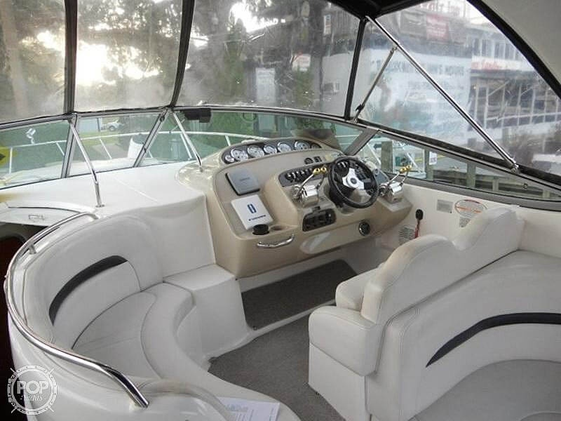 2001 Chaparral boat for sale, model of the boat is Signature 350 & Image # 5 of 40