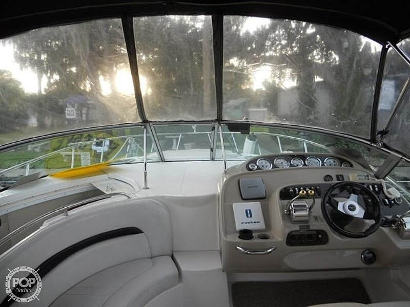 2001 Chaparral boat for sale, model of the boat is Signature 350 & Image # 6 of 40