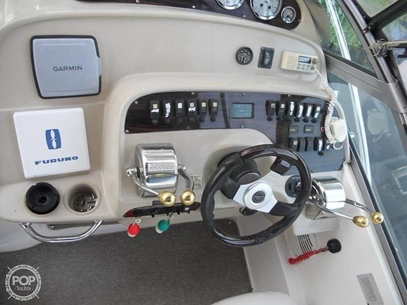 2001 Chaparral boat for sale, model of the boat is Signature 350 & Image # 7 of 40