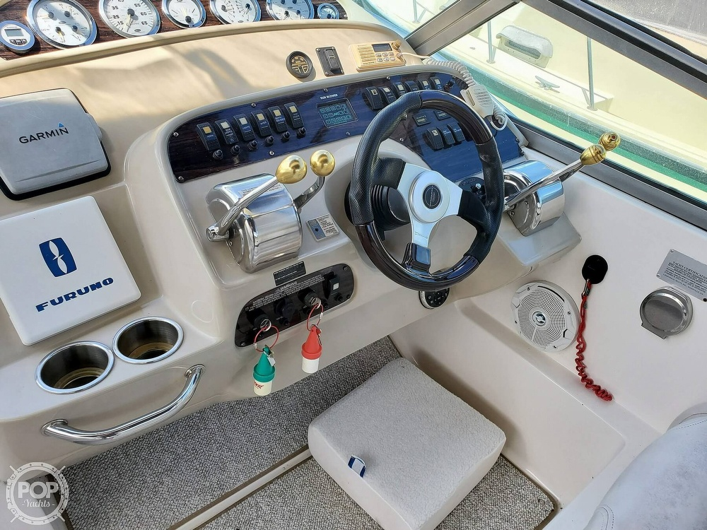 2001 Chaparral boat for sale, model of the boat is Signature 350 & Image # 34 of 40