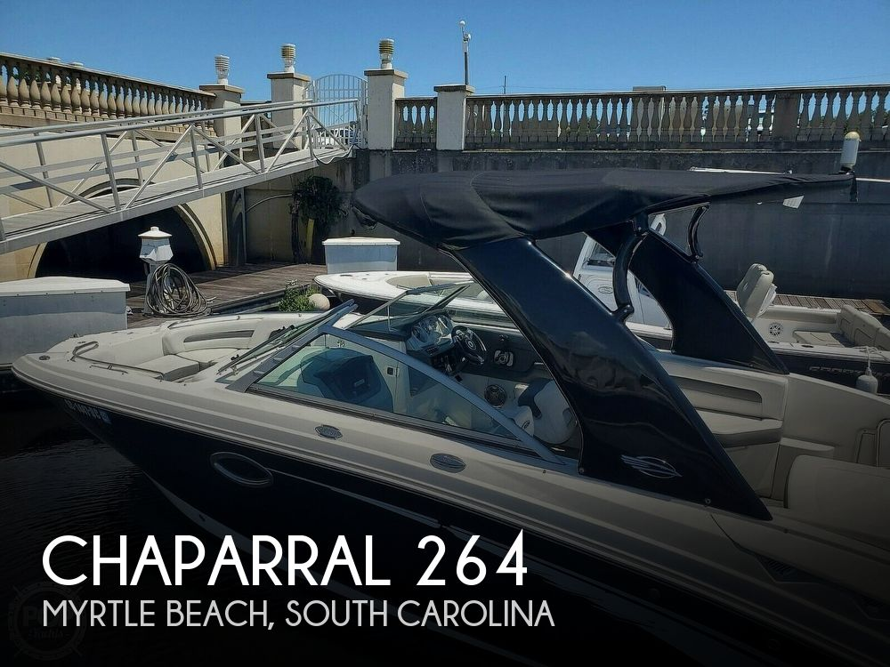Used Chaparral 26 Boats For Sale by owner | 2014 Chaparral 264 Sunesta