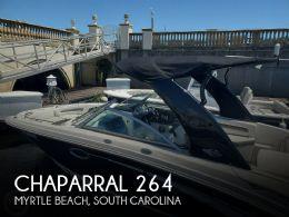2014 Chaparral 264 Sunesta