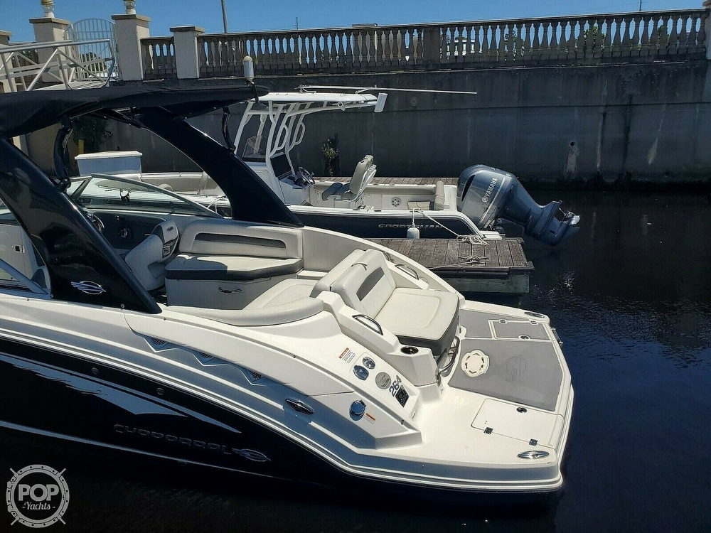 2014 Chaparral boat for sale, model of the boat is 264 Sunesta & Image # 2 of 41