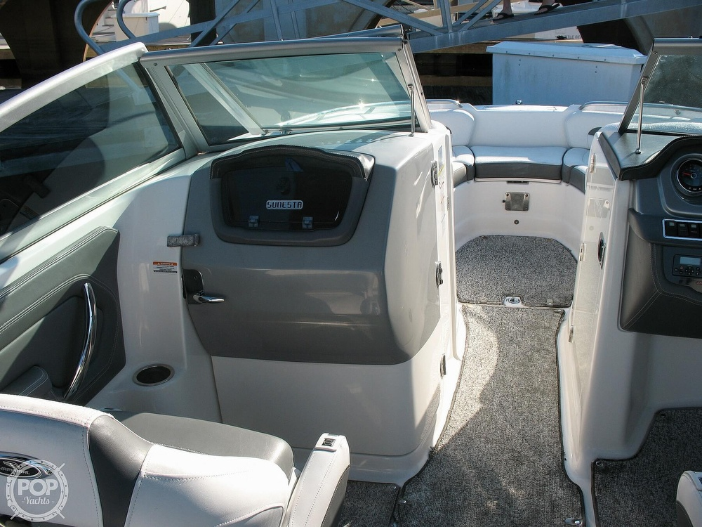 2014 Chaparral boat for sale, model of the boat is 264 Sunesta & Image # 27 of 41