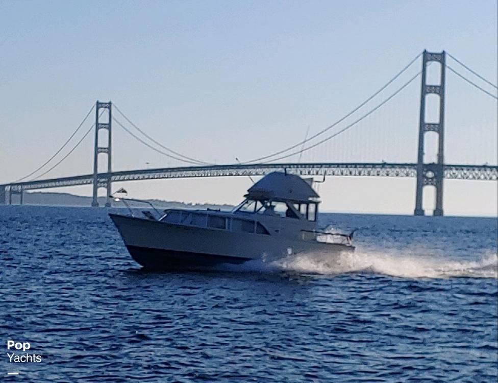 1970 Chris Craft boat for sale, model of the boat is 31 Commander Sedan & Image # 10 of 40