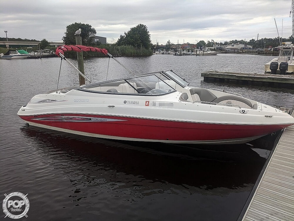 2008 Yamaha boat for sale, model of the boat is SX230 High Output & Image # 8 of 14
