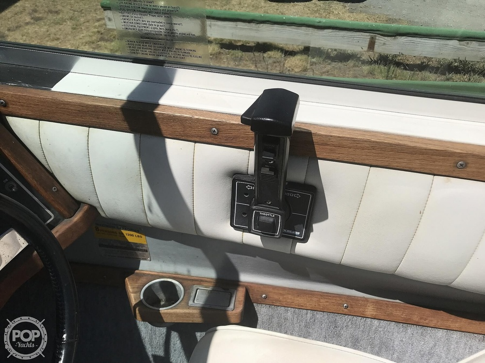 1989 Cobalt boat for sale, model of the boat is 19BR & Image # 28 of 41