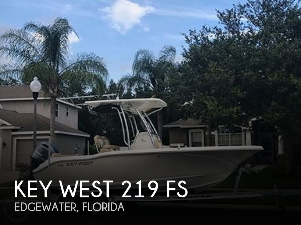 Used Key West Boats For Sale by owner | 2017 Key West 219 FS