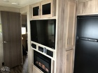 Entertainment Center, Storage, Electric Fireplace