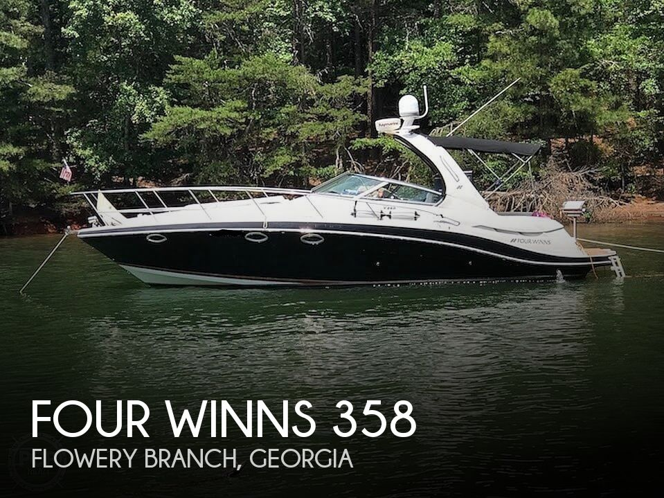 Used Boats For Sale in Georgia by owner | 2008 Four Winns 358