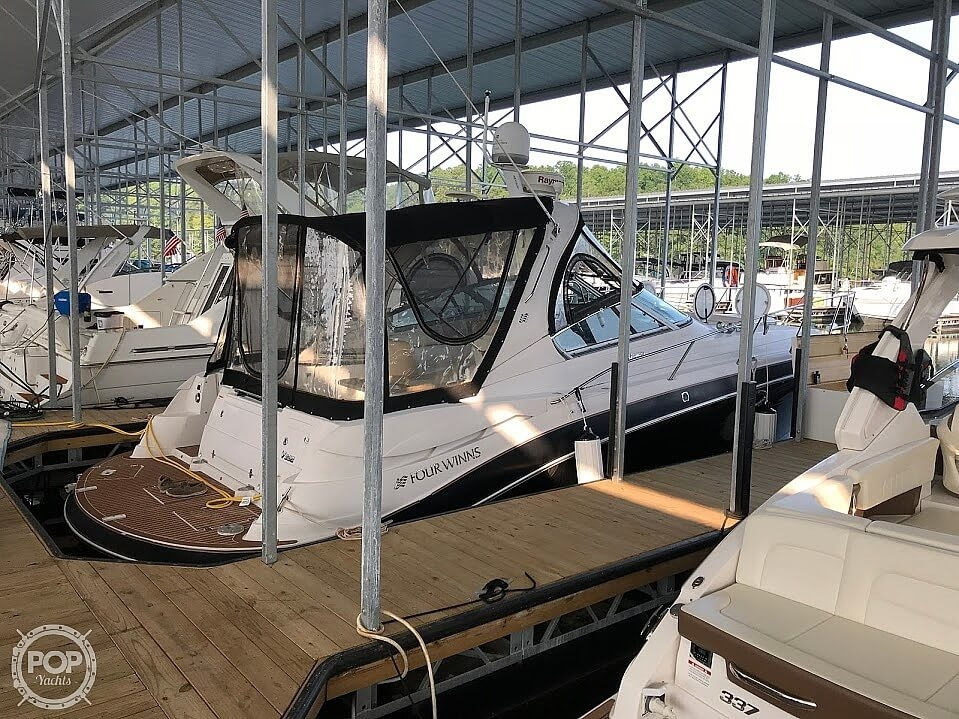 2008 Four Winns boat for sale, model of the boat is Vista 358 & Image # 10 of 40