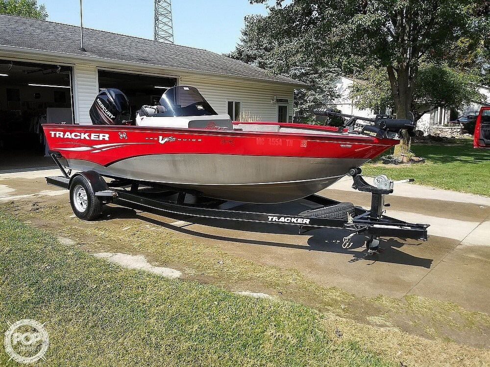 2013 Tracker Boats boat for sale, model of the boat is Pro-Guide 175 SC & Image # 3 of 42