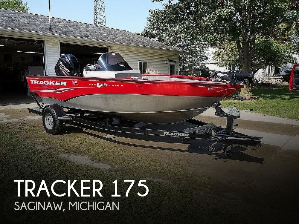2013 Tracker Boats boat for sale, model of the boat is Pro-Guide 175 SC & Image # 1 of 42