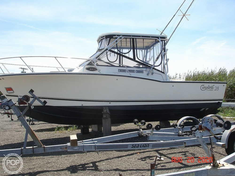 2002 Carolina Classic boat for sale, model of the boat is 28 & Image # 23 of 40