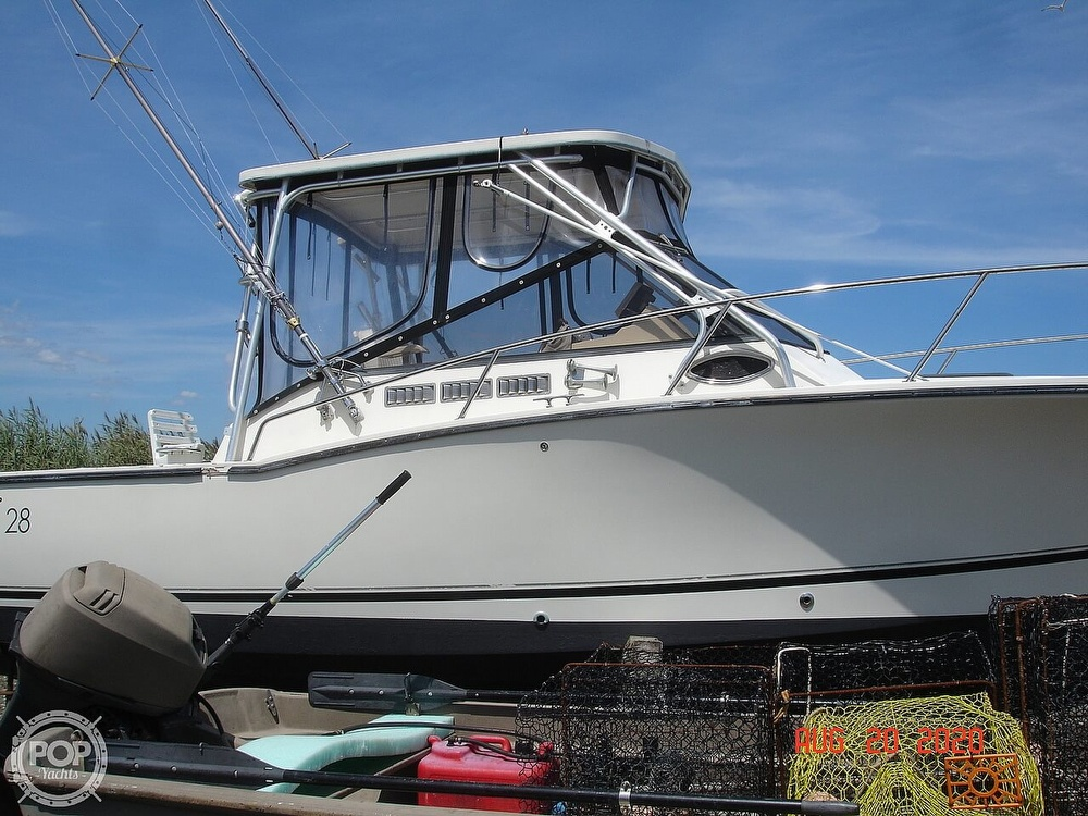 2002 Carolina Classic boat for sale, model of the boat is 28 & Image # 24 of 40