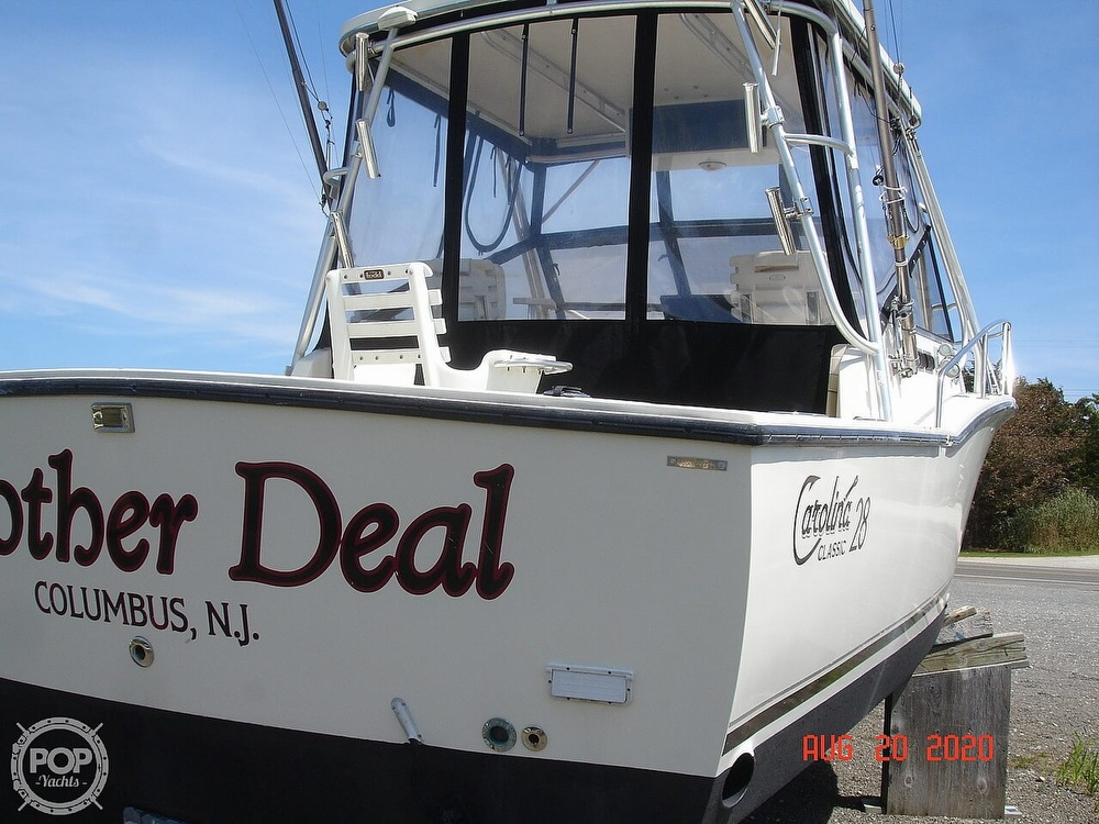 2002 Carolina Classic boat for sale, model of the boat is 28 & Image # 27 of 40