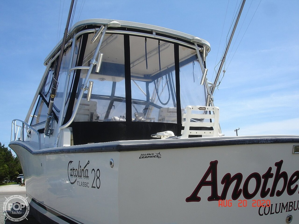 2002 Carolina Classic boat for sale, model of the boat is 28 & Image # 29 of 40