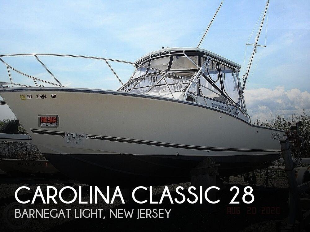 2002 CAROLINA CLASSIC 28 for sale