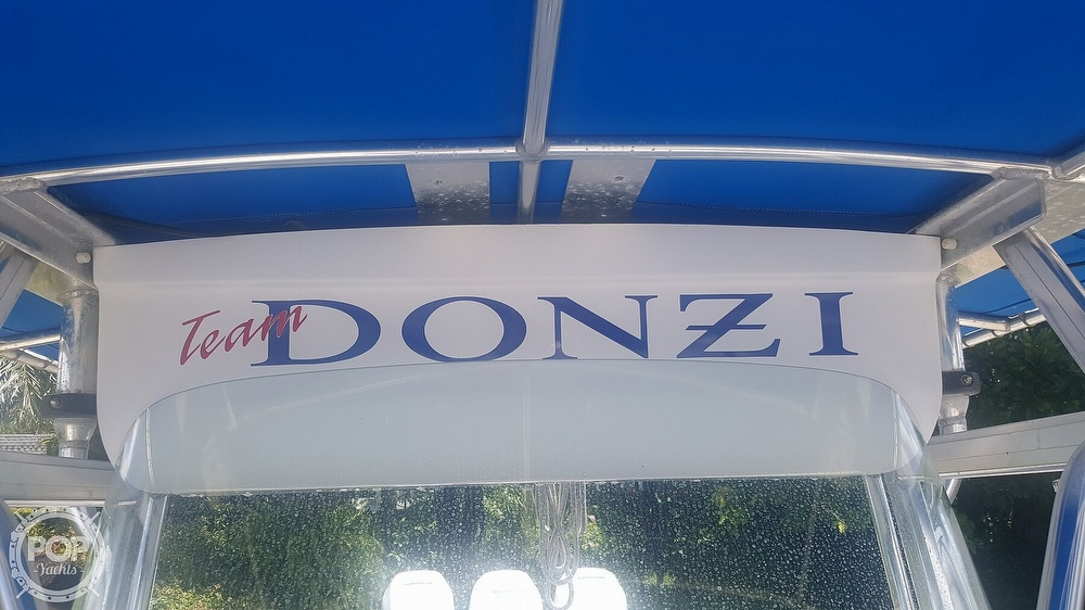 2005 Donzi boat for sale, model of the boat is 38 ZF & Image # 7 of 40