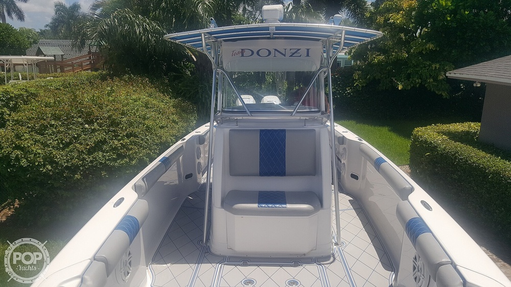 2005 Donzi boat for sale, model of the boat is 38 ZF & Image # 4 of 40