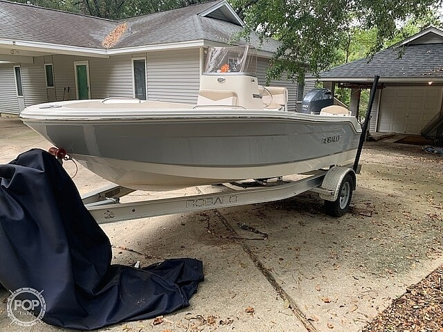 2019 Robalo boat for sale, model of the boat is R160 & Image # 36 of 41