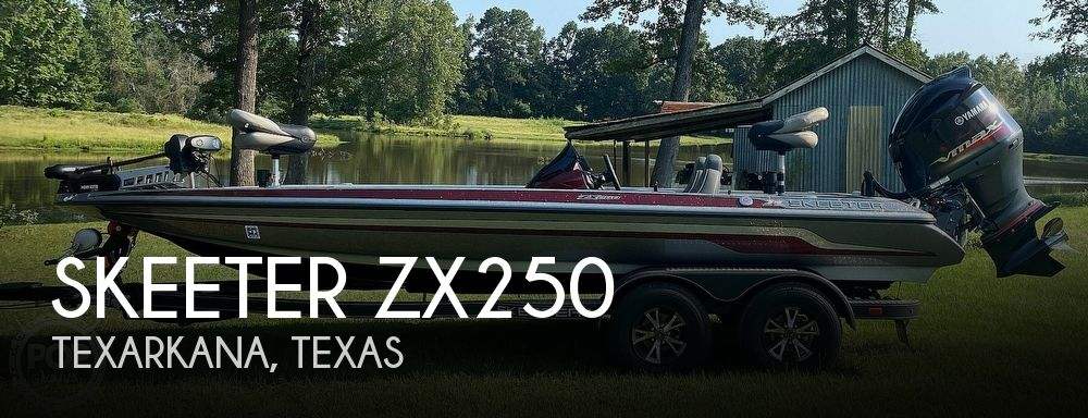 Used Skeeter Boats For Sale by owner | 2019 Skeeter zx250