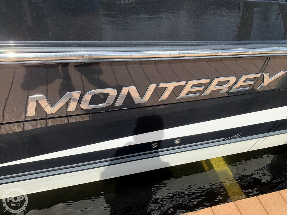 2014 Monterey boat for sale, model of the boat is 320 Sport Yacht & Image # 23 of 40