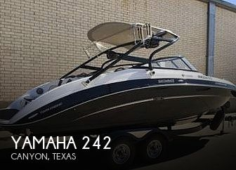 Used Boats For Sale in Amarillo, Texas by owner | 2014 Yamaha 242
