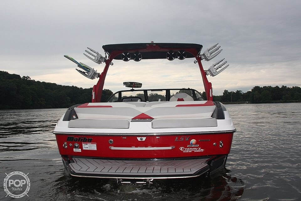 2016 Malibu boat for sale, model of the boat is 23 LSV & Image # 2 of 41