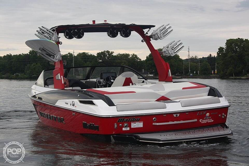 2016 Malibu boat for sale, model of the boat is 23 LSV & Image # 3 of 41