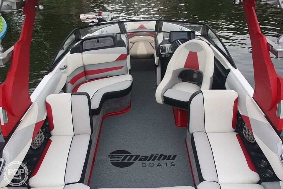 2016 Malibu boat for sale, model of the boat is 23 LSV & Image # 4 of 41