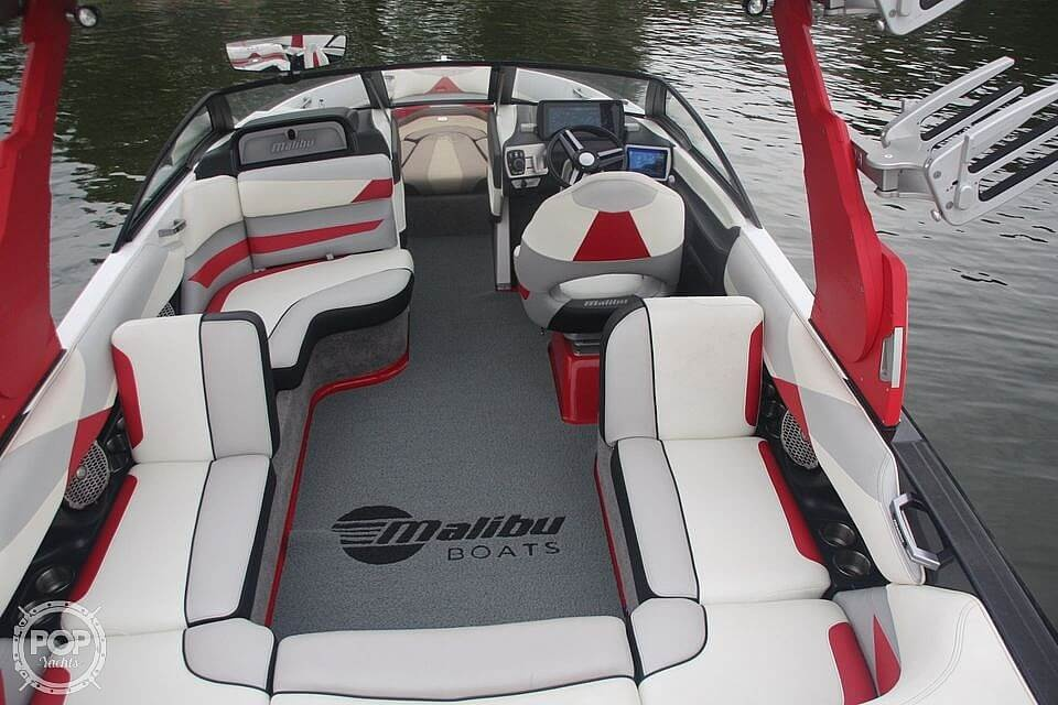 2016 Malibu boat for sale, model of the boat is 23 LSV & Image # 5 of 41