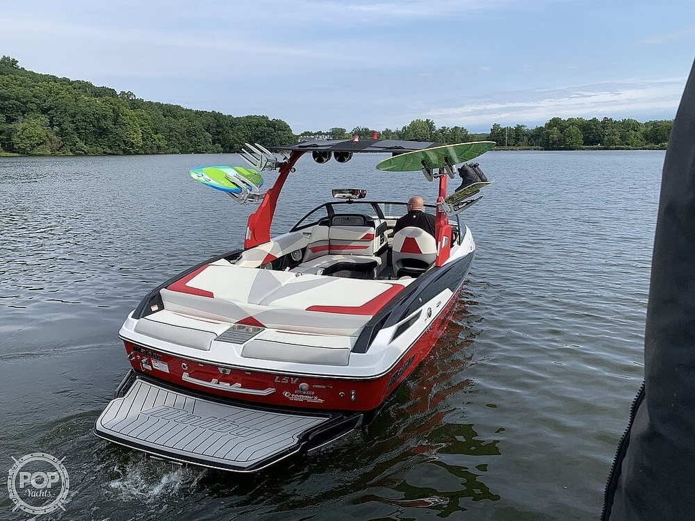 2016 Malibu boat for sale, model of the boat is 23 LSV & Image # 14 of 41
