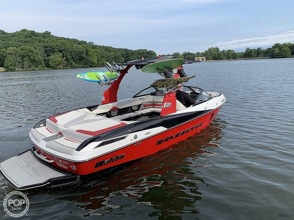 2016 Malibu boat for sale, model of the boat is 23 LSV & Image # 15 of 41