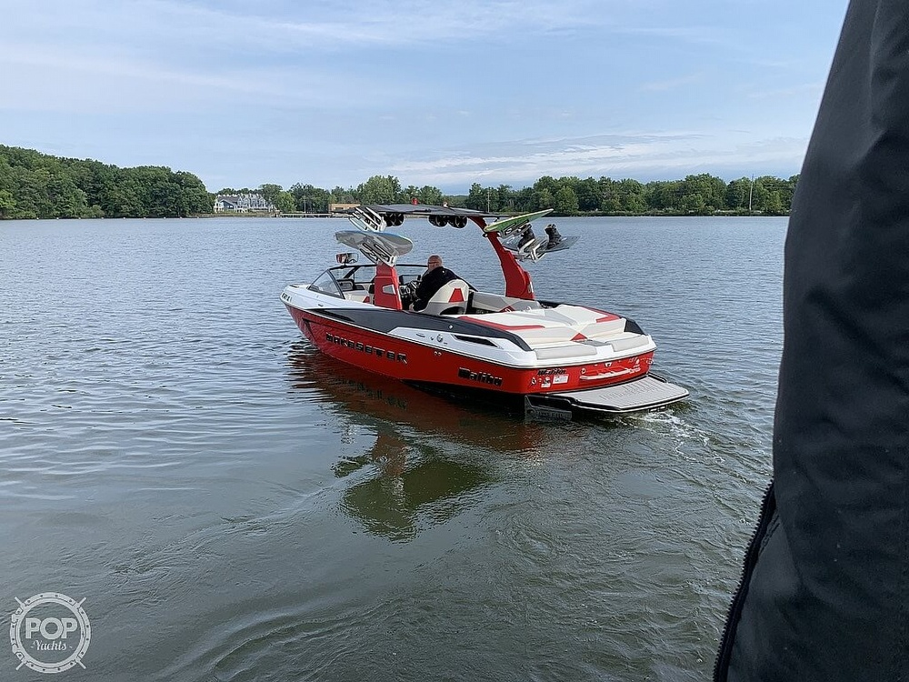 2016 Malibu boat for sale, model of the boat is 23 LSV & Image # 16 of 41