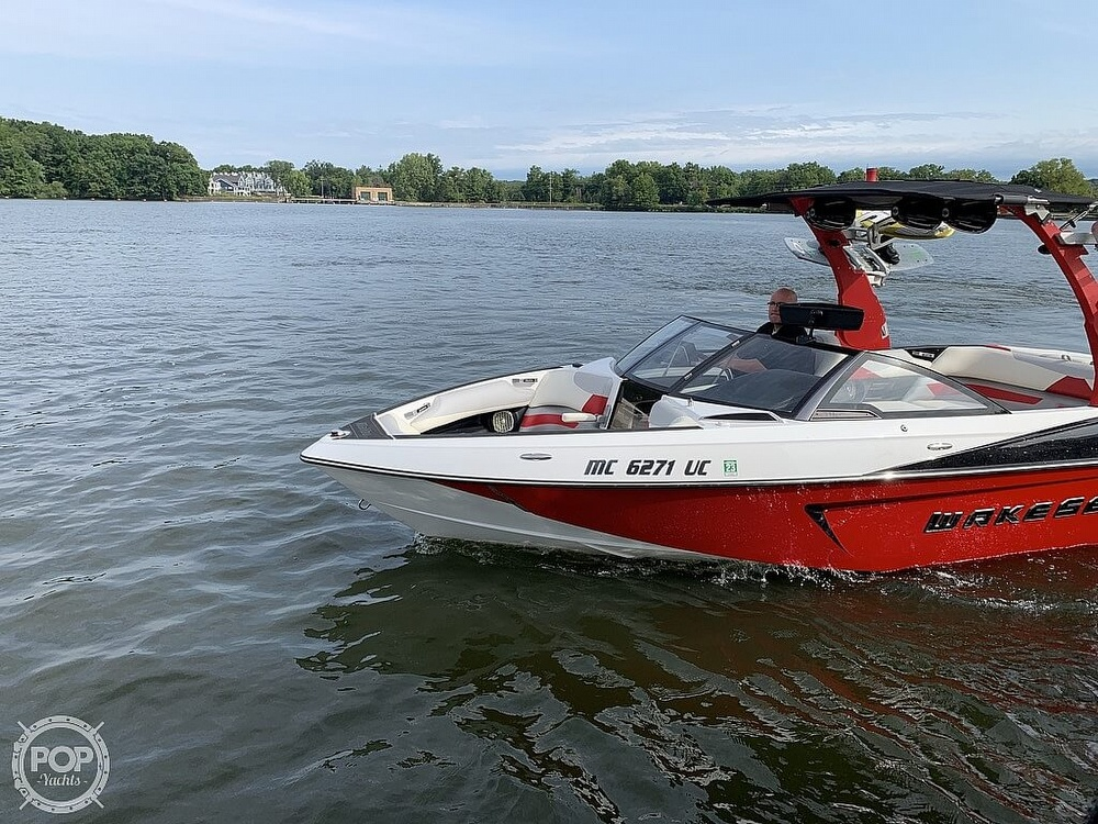 2016 Malibu boat for sale, model of the boat is 23 LSV & Image # 35 of 41