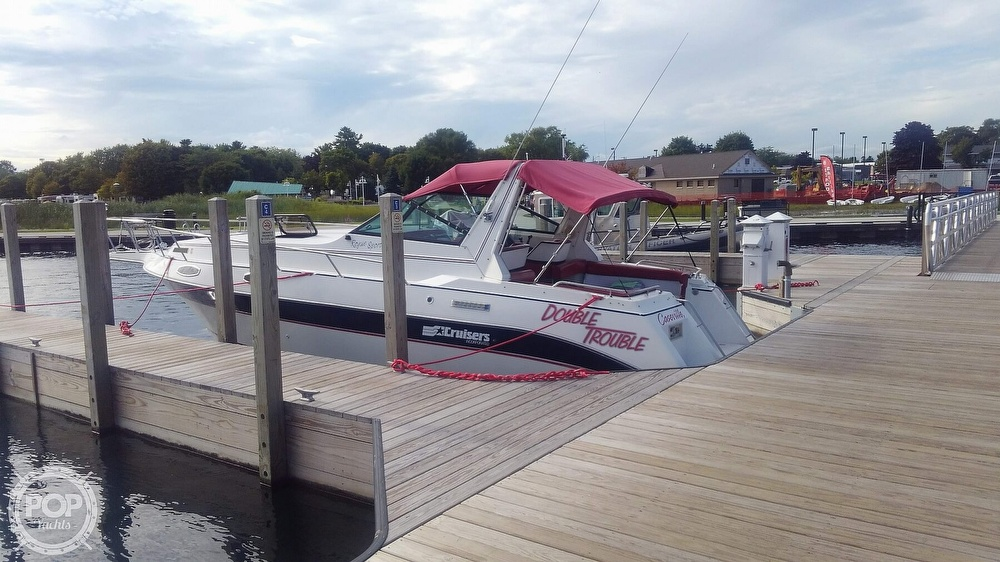 1987 Cruisers Yachts boat for sale, model of the boat is Rogue Sport 286S & Image # 3 of 40