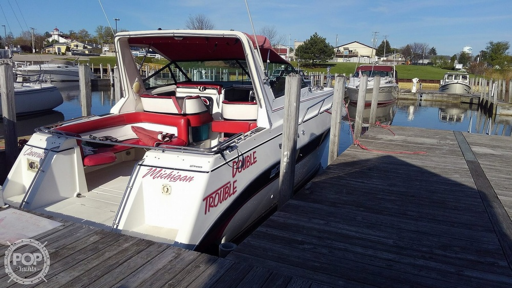 1987 Cruisers Yachts boat for sale, model of the boat is Rogue Sport 286S & Image # 5 of 40