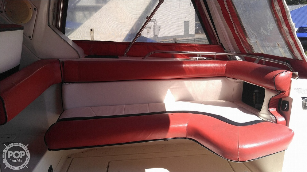 1987 Cruisers Yachts boat for sale, model of the boat is Rogue Sport 286S & Image # 23 of 40