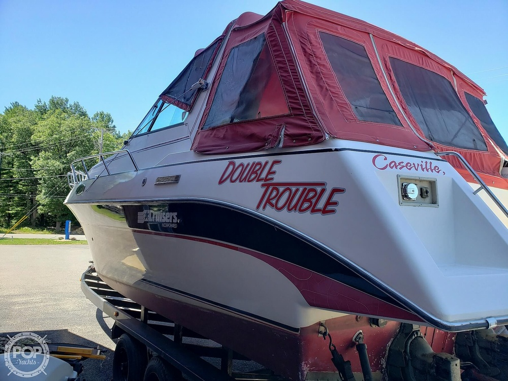 1987 Cruisers Yachts boat for sale, model of the boat is Rogue Sport 286S & Image # 7 of 40