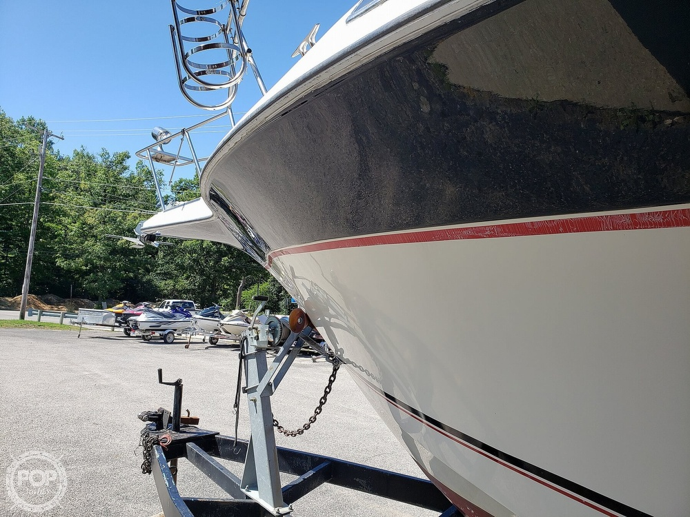 1987 Cruisers Yachts boat for sale, model of the boat is Rogue Sport 286S & Image # 34 of 40