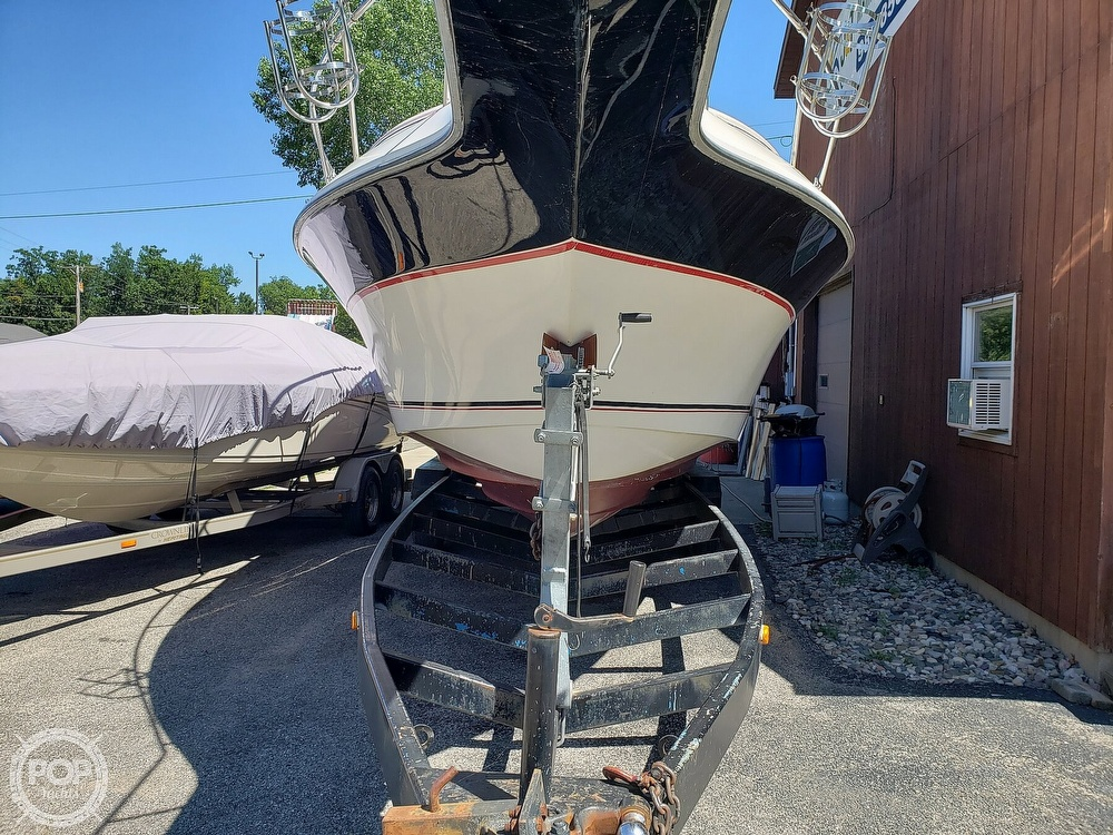 1987 Cruisers Yachts boat for sale, model of the boat is Rogue Sport 286S & Image # 35 of 40
