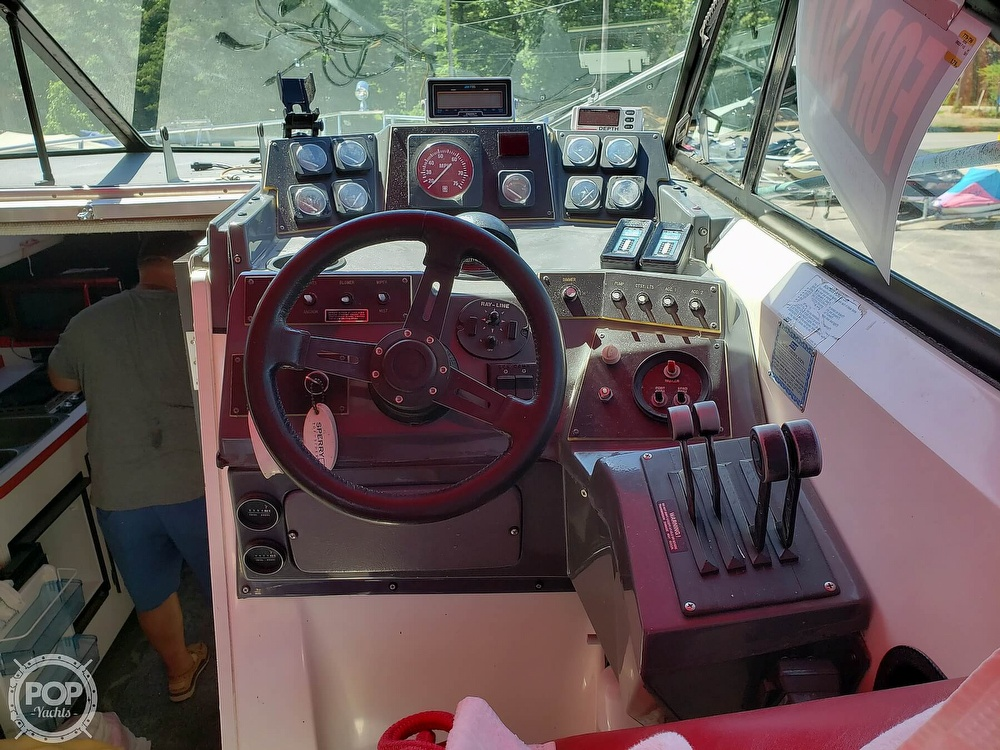 1987 Cruisers Yachts boat for sale, model of the boat is Rogue Sport 286S & Image # 39 of 40